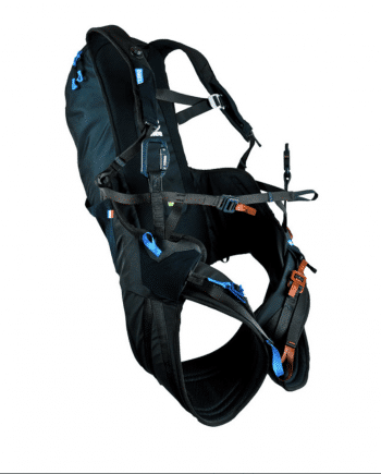 The Body 2.0 by Neo Speed Ride Speed Riding Speedriding harness 2