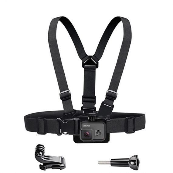GoPro Adjustable Chest Strap Mount