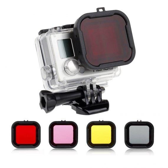 Lens Filter Case