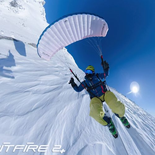 Spitfire 2 Plus Swing Paragliders Swing Speed Riding Speed Flying Team