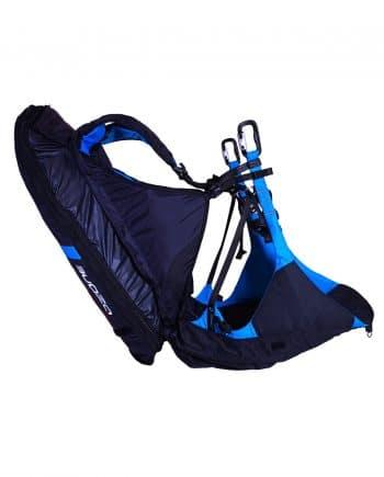 ozone switch paragliding speedfly speedride harness 01