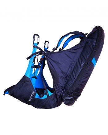 ozone switch paragliding speedfly speedride harness 03