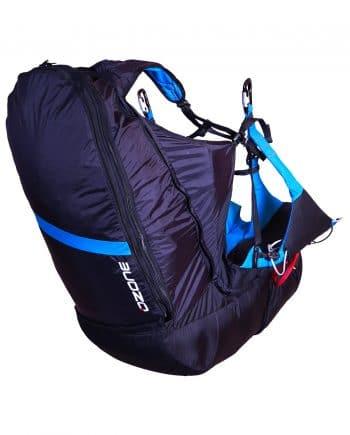 ozone switch paragliding speedfly speedride harness 05