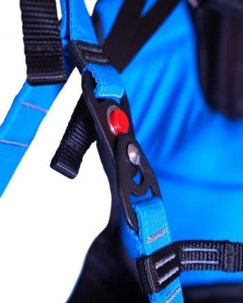 ozone switch paragliding speedfly speedride harness 08