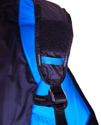 ozone switch paragliding speedfly speedride harness 09