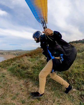ozone switch paragliding speedfly speedride harness 1