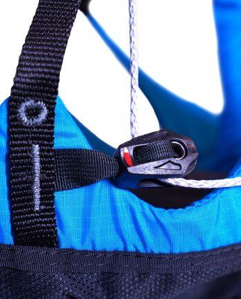 ozone switch paragliding speedfly speedride harness 10