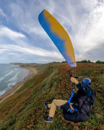 ozone switch paragliding speedfly speedride harness 2