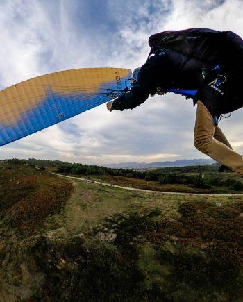 ozone switch paragliding speedfly speedride harness 3