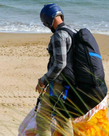 ozone switch paragliding speedfly speedride harness 5